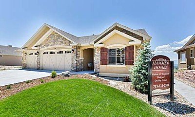Colorado Springs Ranch Home Builders Floor Plan
