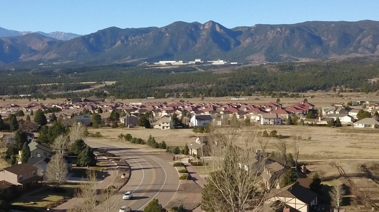 Lots for Semi Custom Homes Colorado Springs