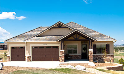 Ranch Floor Plan Builders Colorado Springs