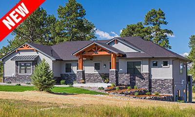 Colorado Springs Home Builder Ranch Floor Plan
