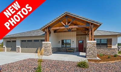 Ranch Floor Plan Builders Colorado Springs